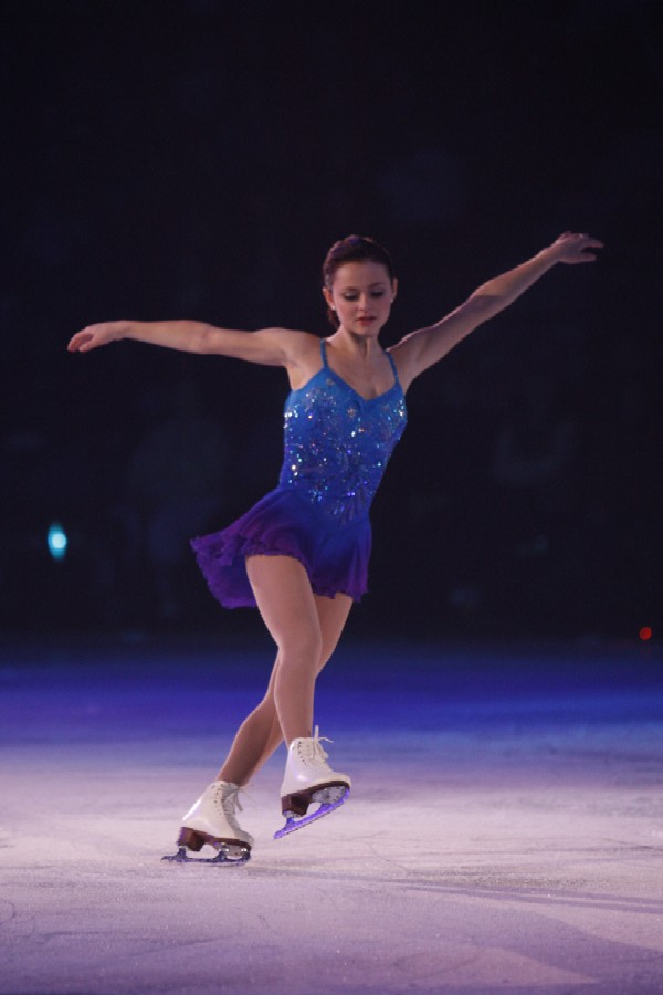 Interview with Sasha Cohen on figure skating and more • Relate ...