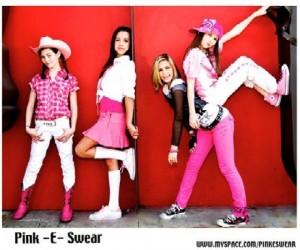 Pink E Swear