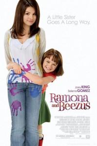 Ramona  Beezus Selena Gomez on Ramona Beezus Poster Selena Gomez