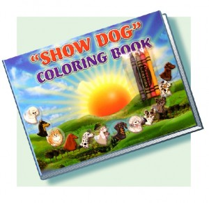 """Show Dog"" Coloring Book"