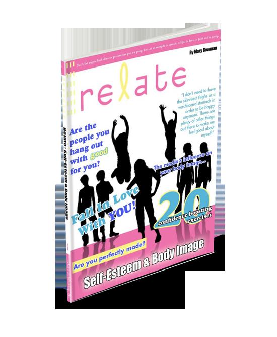Relate: Self-Esteem & Body Image