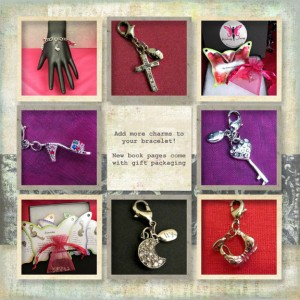 Womanly Journey Charms