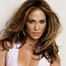 j-lo hair color