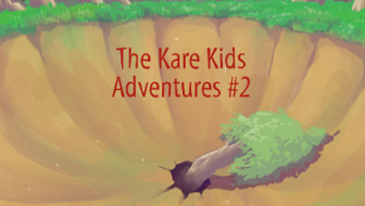 Chit Chatting with Author of the KARE KIDS ADVENTURE Series Charles A. Salter
